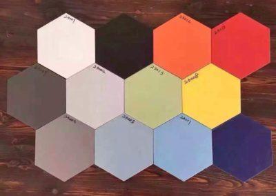 0002 六角形磚