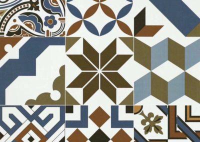 5010 花磚 歐式 民族風 幾何圖