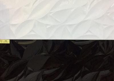6004 瓷片 牆身磚 三角欖角形 質感