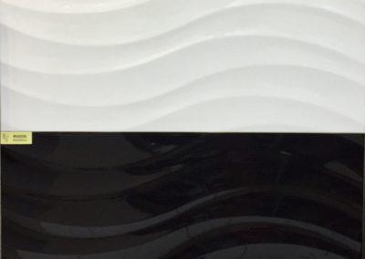 6005 瓷片 牆身磚 流線形 波浪紋 質感