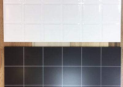 6006 瓷片 牆身磚 方格紋 質感